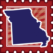 Missouri-Postage-Stamp